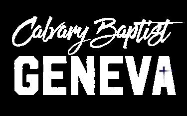 Calvary Baptist Geneva